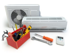 Air conditioning repair tools